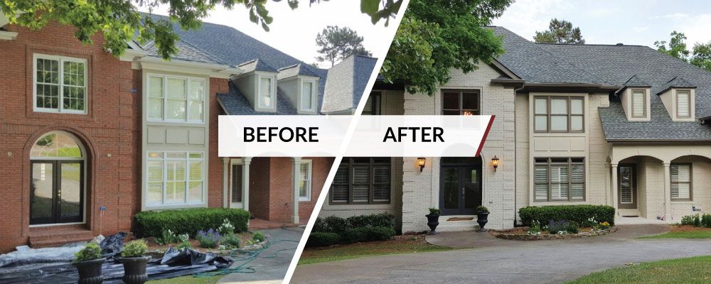 Why our brick paint is the best romabio - Pros and cons of painting exterior brick ...